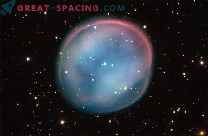 Ghost ball - slovo od umirajoče zvezde