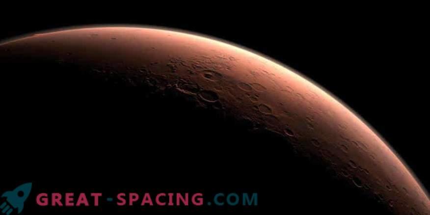 Najbližji pristop Marsa do Zemlje v 15 letih