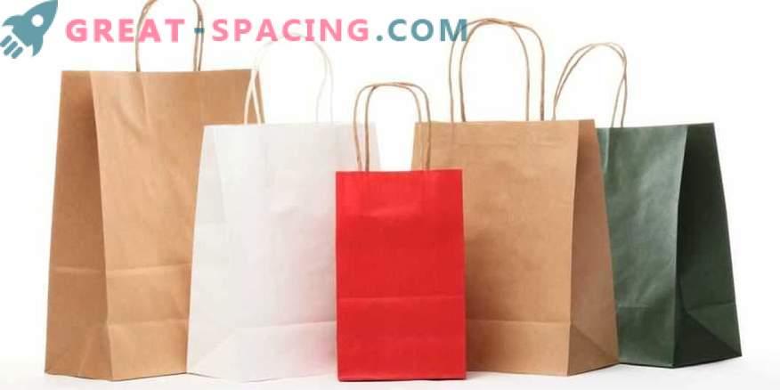 Glavne aplikacije paketov Kraft za pakiranje