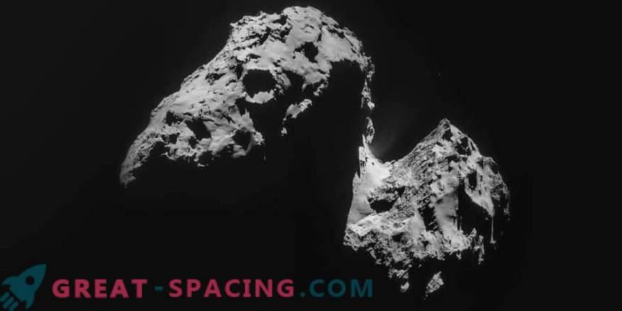 Kometna misija odkriva vrzel v razumevanju oblikovanja planetov