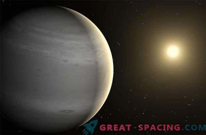 Znanstveniki so odkrili eksoplanet helija