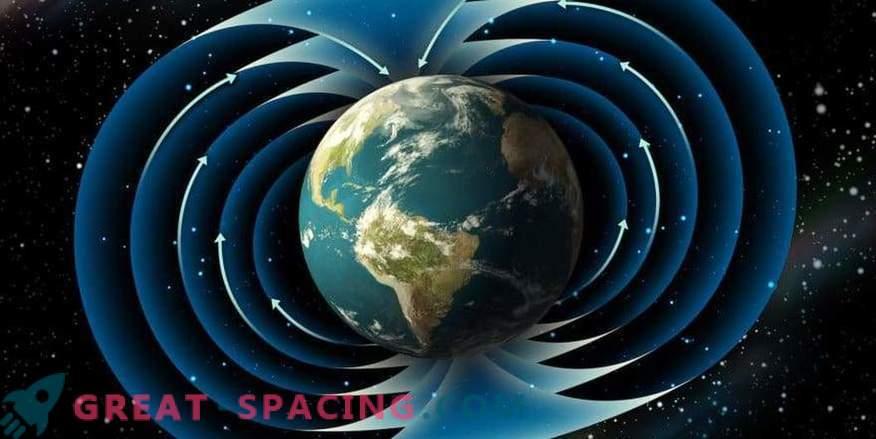 Znanstveniki so morali nujno posodobiti zemljevid svetovnega geomagnetnega polja