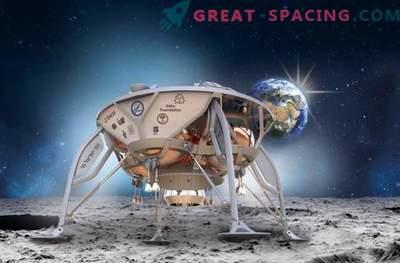 Zasebna tekmovanja letov Meseca se zares segrejejo
