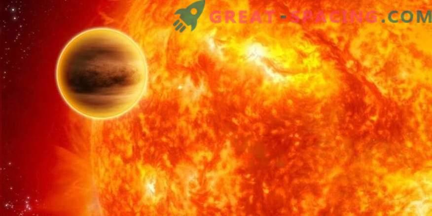 Ostanki planeta so raztreseni v bližini Zvezde smrti