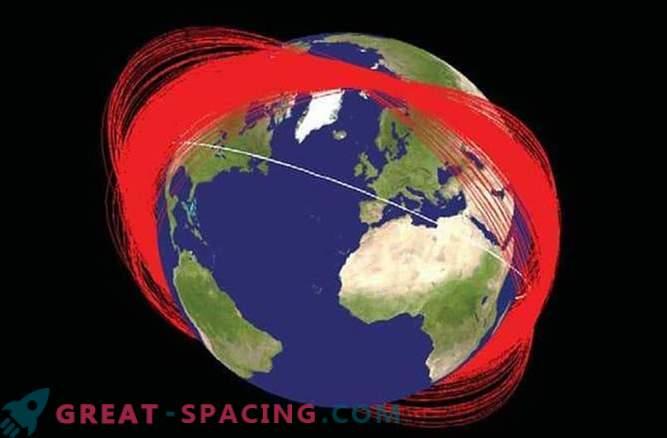 Je ruski mistični objekt vesoljsko orožje?
