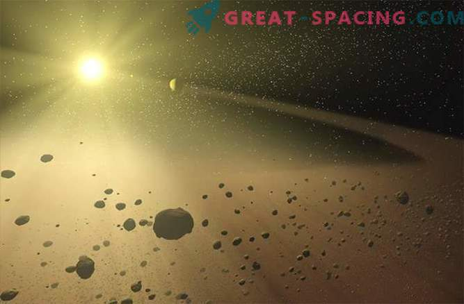 Zakaj se nekateri asteroidi obnašajo kot kometi: Fotografije