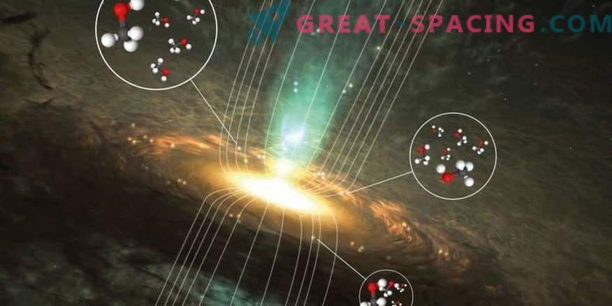 Magnetne skrivnosti metanola