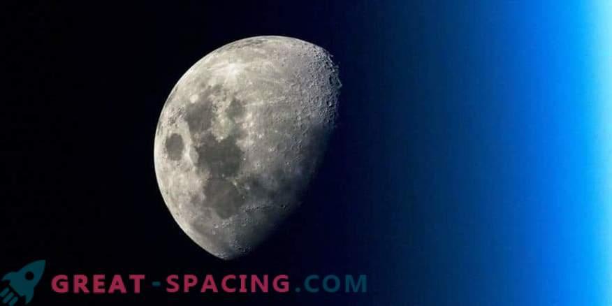 Fotografije kozmosa: Lunin dnevni red