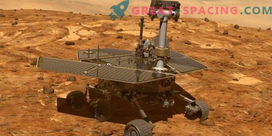 Opportunity rover ima še vedno čas!