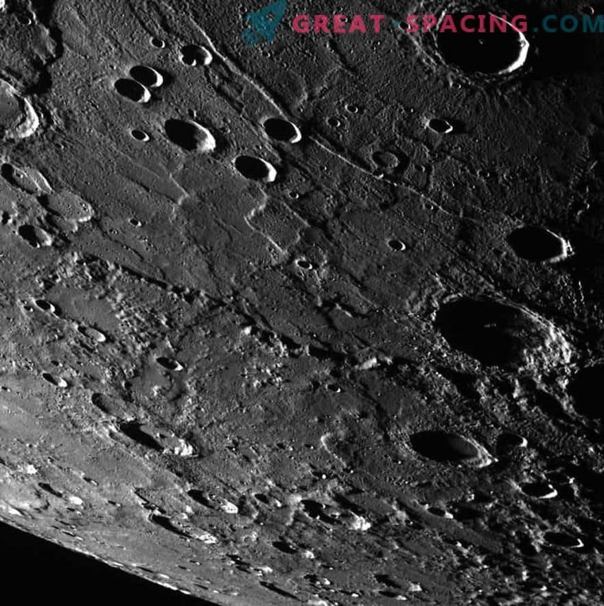 Planet Merkur je zmanjšan!