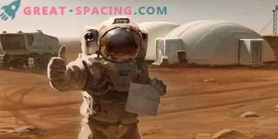 Zakaj bi človeštvo koloniziralo Mars