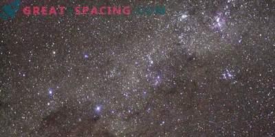 ANU astronomi ustvarijo najboljši zemljevid južnega zvezdnega neba
