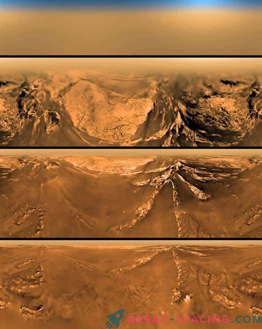 Prvo pristanek na Titanu: kaj je žaga s sondo Huygens