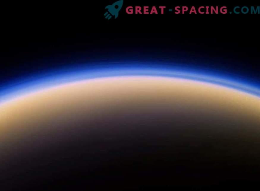 Nizka gravitacija omogoča letenje na Titanu