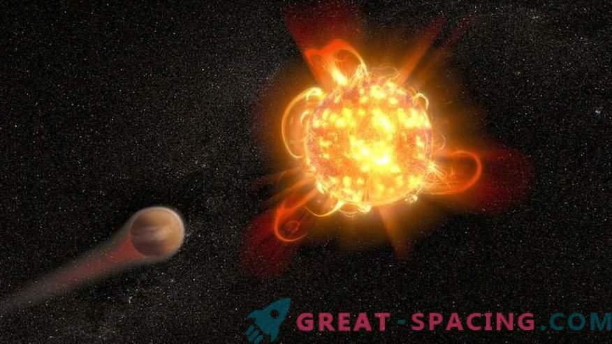 Vsak rdeči škrat ima vsaj eno eksoplaneto