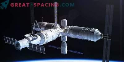 Kitajski vesoljski laboratorij se bo vrnil na Zemljo