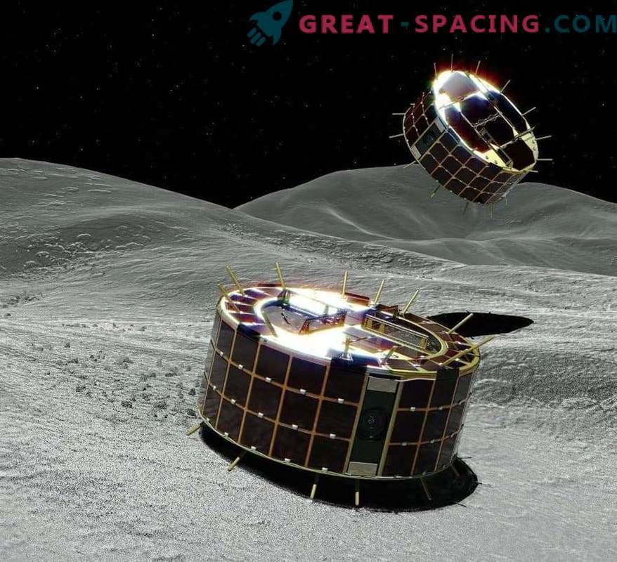 Neverjetni pogledi na asteroid Ryugu iz japonskih robotov