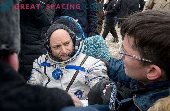 Scott Kelly je govoril o svojih vtisih po enem letu v vesolju.