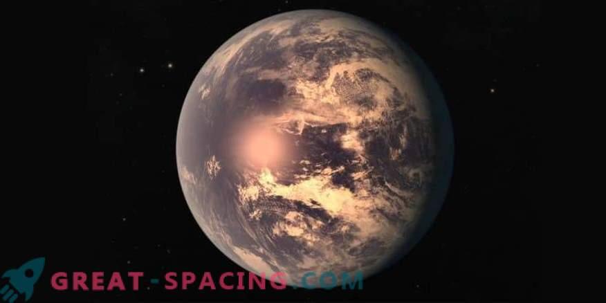 Na novo odkrita eksoplaneta se lahko izkaže za bivalno