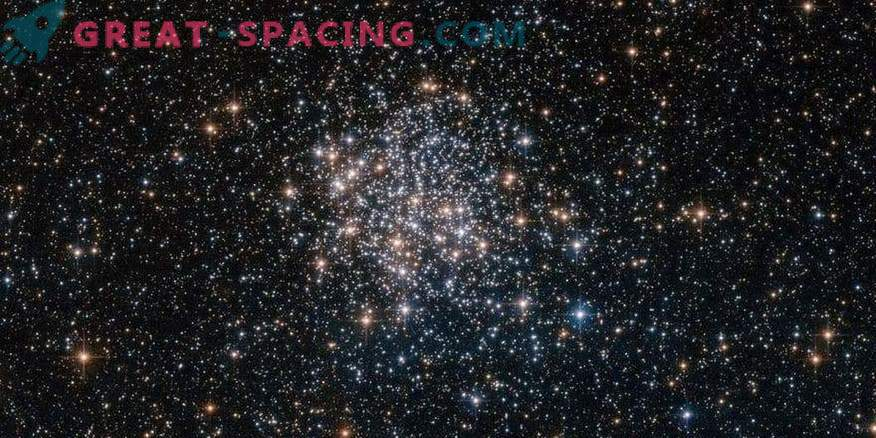 Čudovita paleta zvezd na novi fotografiji Hubble