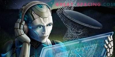AI zajema skrivnostne radijske izbruhe. Ali so lahko sporočila drugih civilizacij?