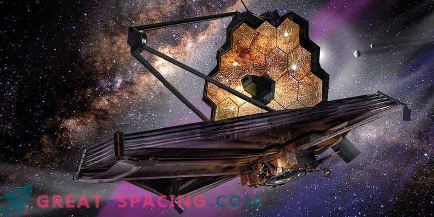 James Webb razkriva skrivnosti planetov v sistemu TRAPPIST-1