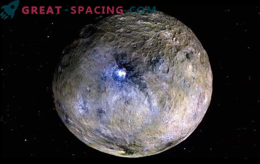Meteoriti skrivajo sestavine za življenje.