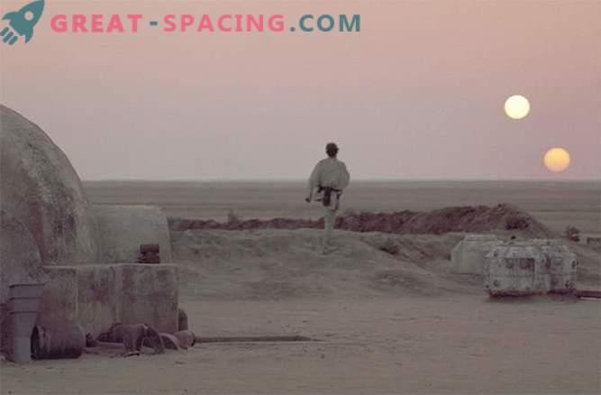 Kako resnični so planeti v Star Wars?