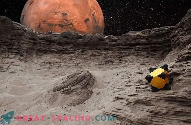 Hedgehog roboti lahko skočijo na sončni sistem