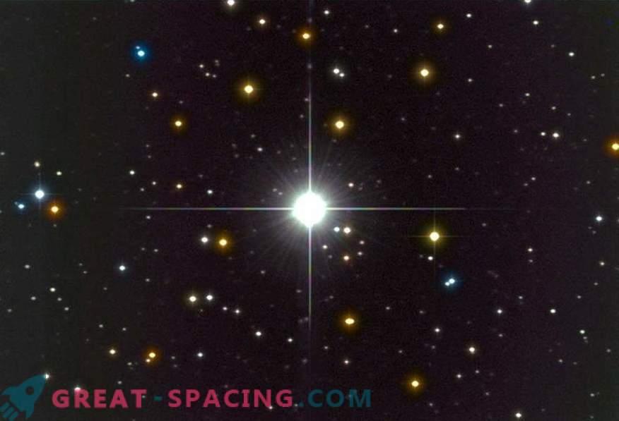 Astronomi so najprej podrobno zabeležili eksplozijo supernove.