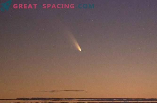 Najbližji komet v zadnjih 246 letih bo letel 22. marca 2016.
