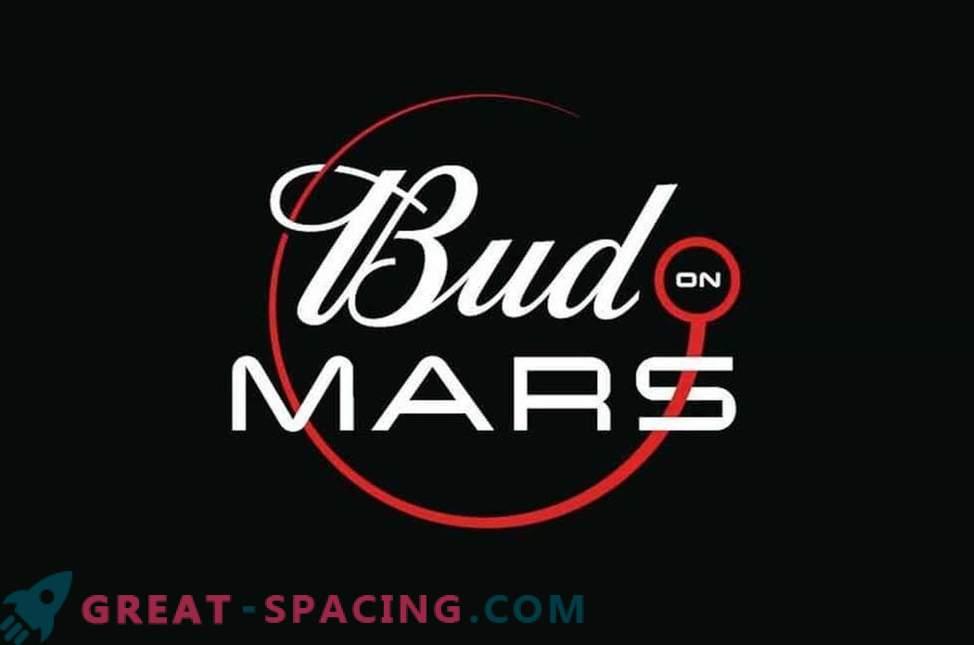 Družba Budweiser načrtuje pivo na Marsu in izvaja teste na ISS