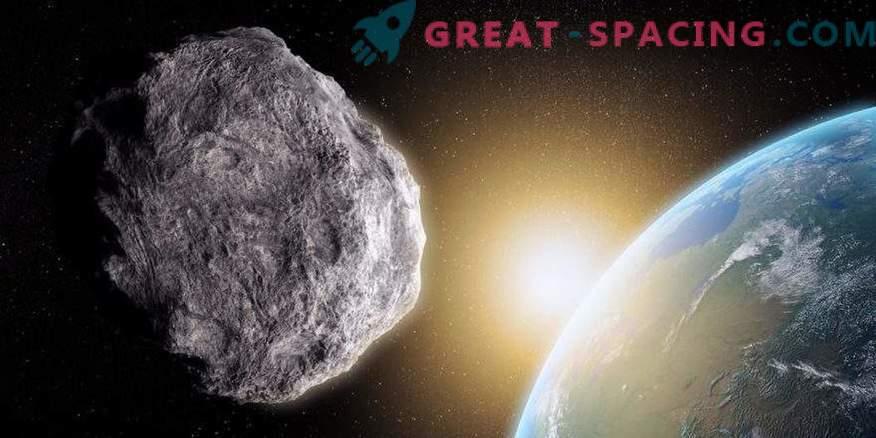 19. aprila bo asteroid pometel mimo Zemlje.