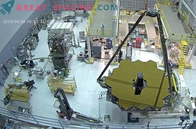Pozdravite naš prihodnji vesoljski mega teleskop