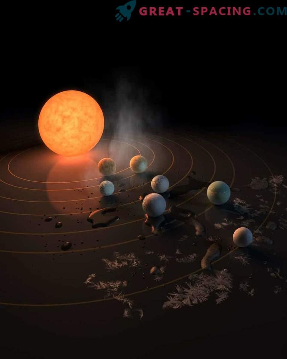 Ali ima bližnja zvezda bivalne planete?