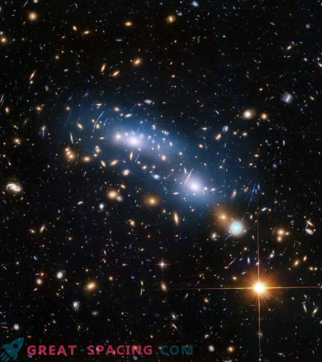 Temna snov se lahko preslika z novo metodo