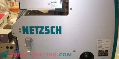 Oprema Netzsch iz podjetja ImportSnab - organizacija dela kakršne koli zapletenosti v živilski in petrokemični industriji