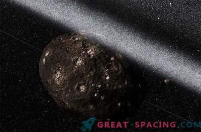 V hibridu asteroid-komet je bil zaznan obročni sistem