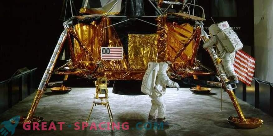 Program Apollo dopolni 50 let!