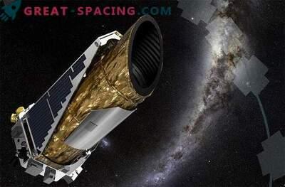 Po novem zagonu je Kepler odkril prvi eksoplanet