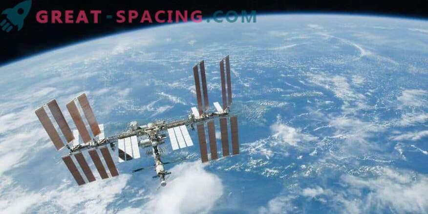 Inovativne tehnologije, ki se uporabljajo na Mednarodni vesoljski postaji (ISS)