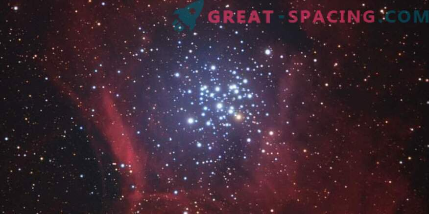 Chandra proučuje mlado skupino NGC 3293