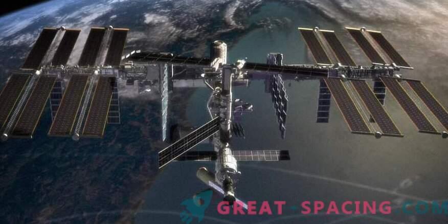 Na ISS se je pojavil prostor hladnejši od prostorskega vakuuma