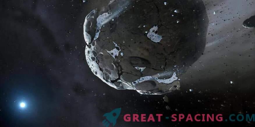 Izkoriščanje asteroidov! Zakaj potisnite kozmične kamnine bližje Zemlji?