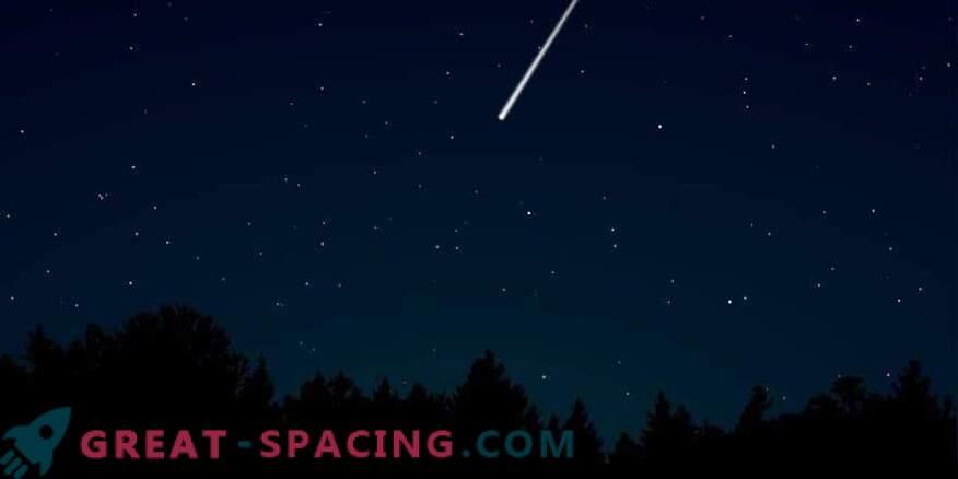 Zakaj meteoriti ne dosežejo površine Zemlje?