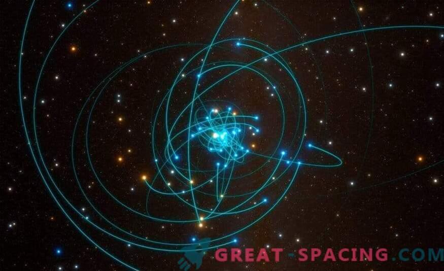 Prvi uspešen preizkus splošne teorije relativnosti blizu supermasivne črne luknje