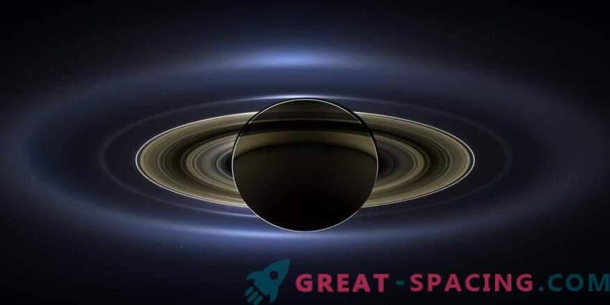 Saturn bi lahko zaščitil Zemljo pred velikimi asteroidi