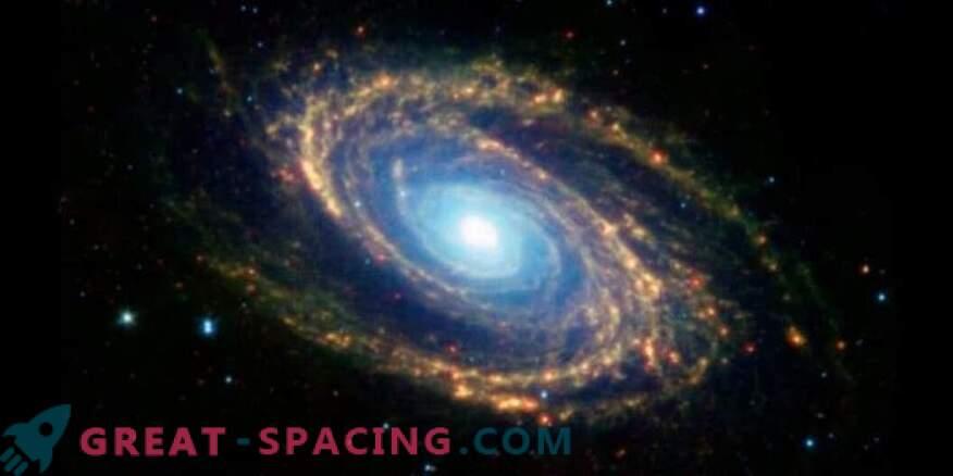Kakšna je moč najsvetlejših galaksij?
