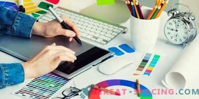 Grafični oblikovalec je dobičkonosni poklic 21. stoletja.