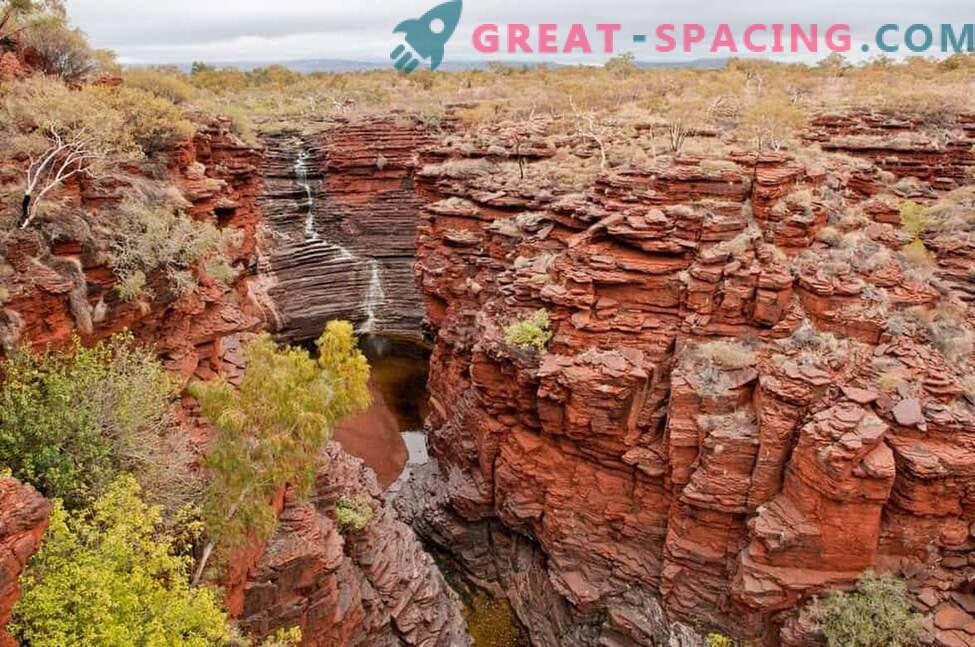 La vida marciana puede estar escondida debajo de las piedras
